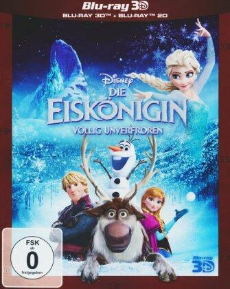 Die Eiskönigin - Völlig unverfroren (2013) (Blu-ray 3D + Blu-ray)