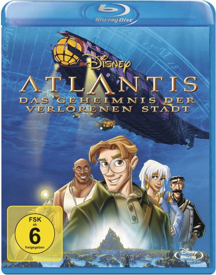 Atlantis - Das Geheimnis der verlorenen Stadt (2001)