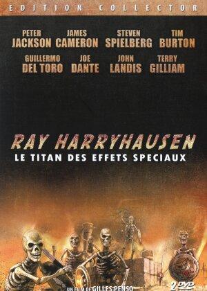 Ray Harryhausen - Le Titan des Effets Speciaux (Collector's Edition, 2 DVDs)