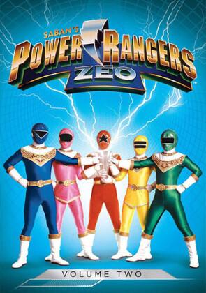 Power Rangers - Zeo - Season 4 - Vol. 2 (3 DVDs)