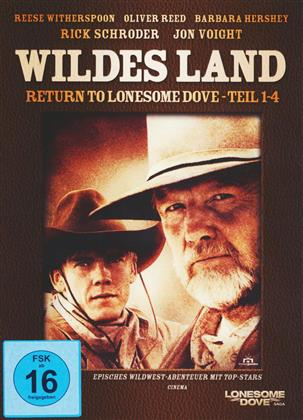 Wildes Land - Return to Lonesome Dove (2 DVDs)