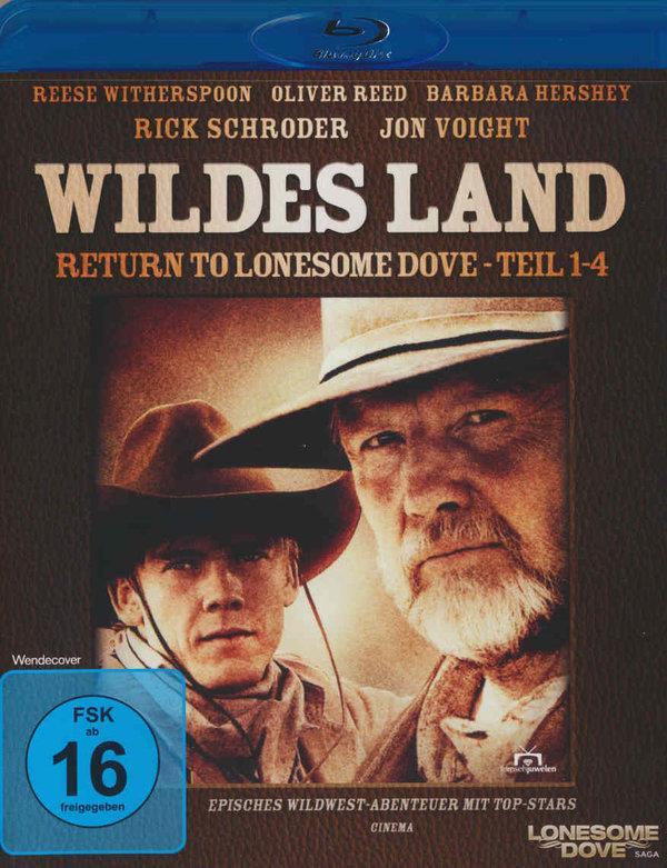 Wildes Land - Return to Lonesome Dove (2 Blu-rays)