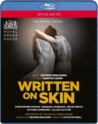 Orchestra of the Royal Opera House & Benjamin - Benjamin - Written on skin (2013)