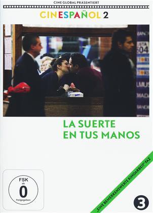 La suerte en tus manos (2012) (Cinespañol)