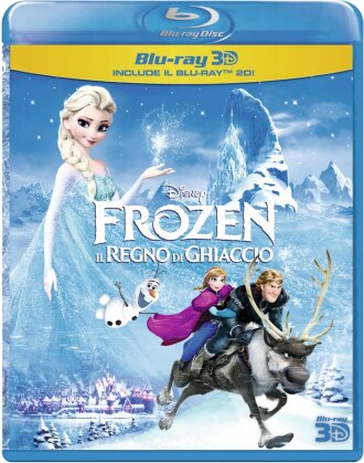 Frozen - Il regno di ghiaccio (2013)