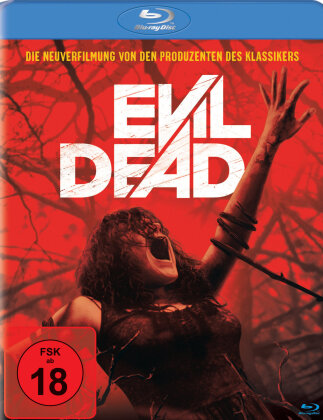 Evil Dead (2013) (Cut Version)
