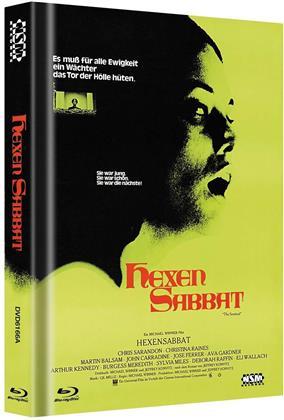 Hexensabbat (1977) (Cover A, Limited Edition, Mediabook, Uncut, Blu-ray + DVD)