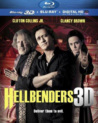 Hellbenders (2012) (Blu-ray 3D (+2D) + Blu-ray + DVD)