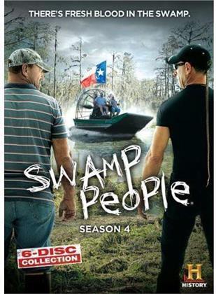 Swamp People - Season 4 (6 DVDs)