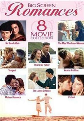 Big Screen Romances - 8 Movie Set (2 DVDs)