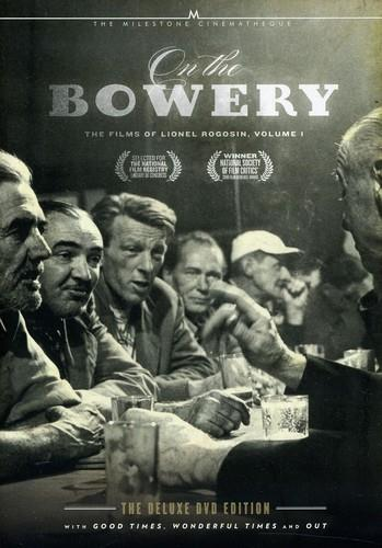 On the Bowery / Good Times, Wonderful Times / Out - The Films of Lionel Rogosin, Vol. 1 (Deluxe Edition, 2 DVDs)