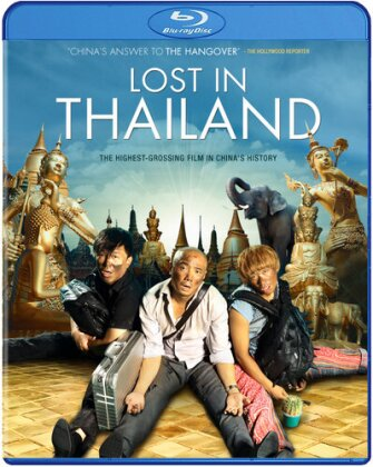 Lost in Thailand