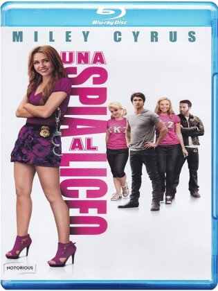 Una spia al liceo (2012)