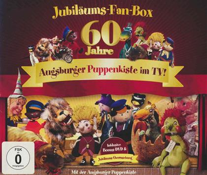 Augsburger Puppenkiste - Jubiläums-Fan-Box (Edizione Limitata, 11 DVD)