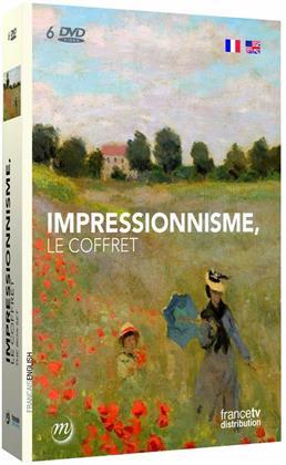Impressionnisme, le coffret (6 DVDs)