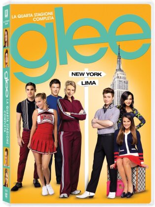 Glee - Stagione 4 (6 DVDs)