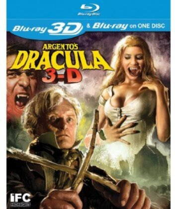 Dracula - Argento's Dracula (2012) (Blu-ray 3D (+2D) + Blu-ray)