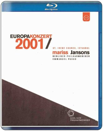 Berliner Philharmoniker, Mariss Jansons, … - European Concert 2001 from Istanbul (Euro Arts)