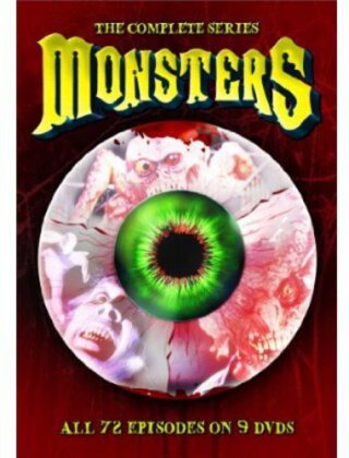 Monsters - Complete Series (9 DVDs)