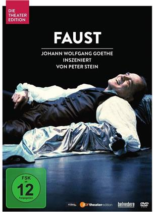 Faust (Die Theater Edition, 4 DVDs)