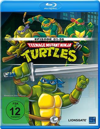 Teenage Mutant Ninja Turtles - Episode 1-56