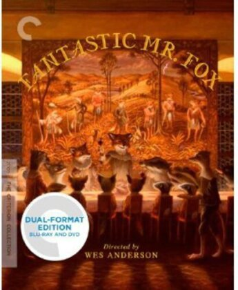 Fantastic Mr. Fox (2009) (Criterion Collection, Blu-ray + 2 DVDs)