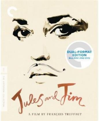 Jules and Jim - Jules et Jim (1962) (Criterion Collection, Blu-ray + 2 DVDs)