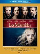 Les Misérables (2012) (Blu-ray + DVD)