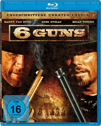 6 Guns (2010) (Unrated)