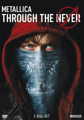 Metallica - Through The Never (2 DVDs)