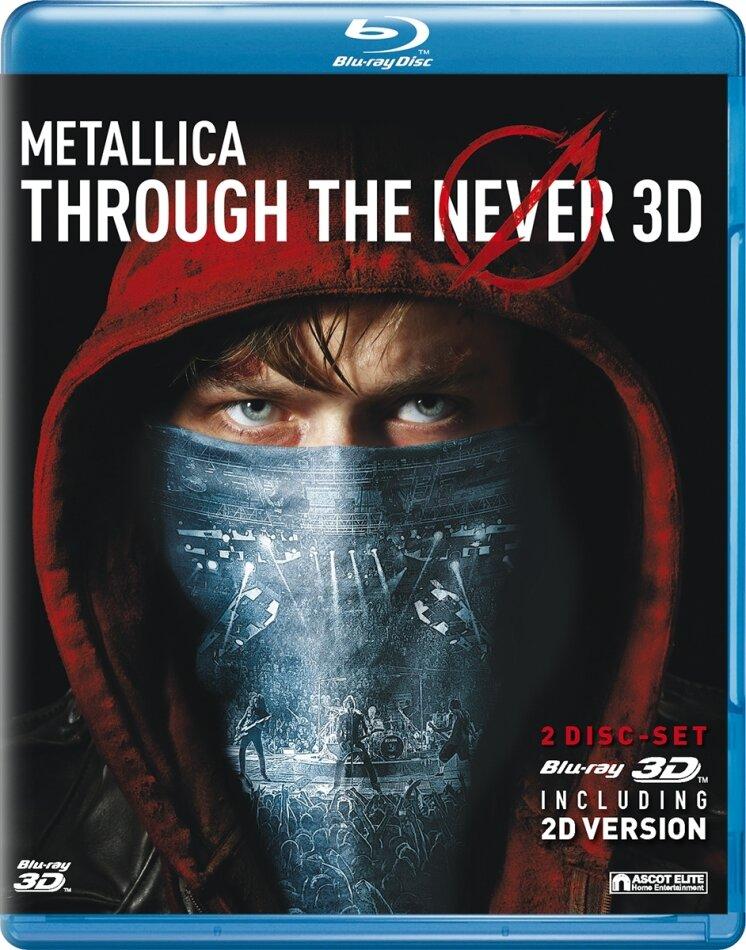Metallica - Through The Never (Blu-ray 3D + Blu-ray)