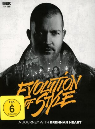 Brennan Heart - Evolution of Style (Blu-ray + DVD + CD)