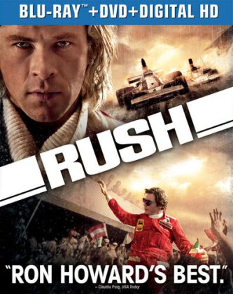 Rush (2013) (Blu-ray + DVD)