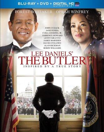 The Butler (2013) (Blu-ray + DVD)
