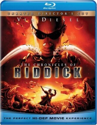 The Chronicles of Riddick (2004) (Director's Cut, Unrated)