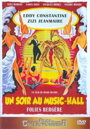 Un soir au Music-Hall - Folie bergère (1956) (Les Films du Collectionneur)