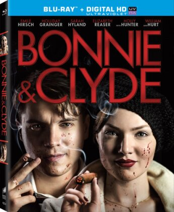 Bonnie & Clyde (2013) (2 Blu-rays)