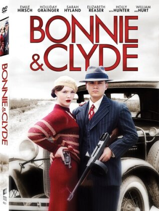Bonnie & Clyde (2013) (2 DVDs)