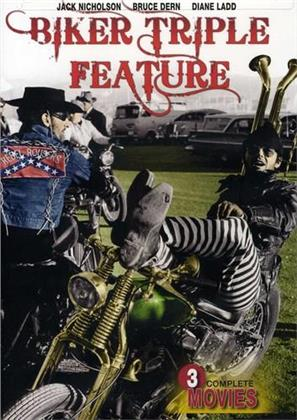 Biker Triple Feature - The Wild Ride / The Rebel Rousers / Biker Babylon