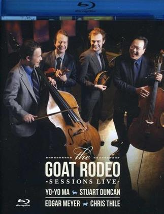 Yo-Yo Ma, Stuart Duncan, Edgar Meyer & Chris Thile - The Goat Rodeo Sessions - Live