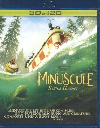 Minuscule 3D - Kleine Helden (2013)