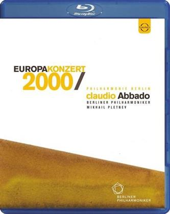 Berliner Philharmoniker, Claudio Abbado, … - European Concert 2000 from Berlin (Euro Arts)