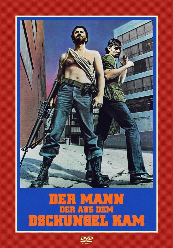 Der Mann, der aus dem Dschungel kam - Search and Destroy (1979) (Kleine Hartbox, Limited Edition, Uncut)