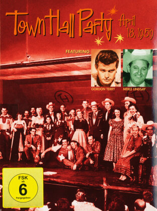 Various Artists - Town Hall Party: April 18, 1959