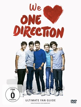 One Direction - We Love One Direction - Ultimate Fan Guide (Inofficial)