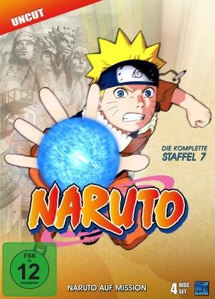 Naruto - Staffel 7 (Uncut, 4 DVDs)