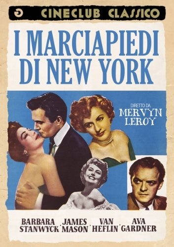 I marciapiedi di New York (1949) (Cineclub Classico, n/b)