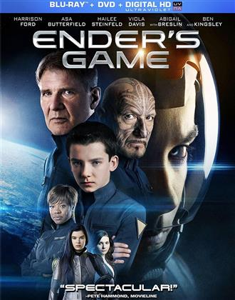 Ender's Game (2013) (Blu-ray + DVD)
