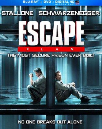 Escape Plan (2013) (Blu-ray + DVD)