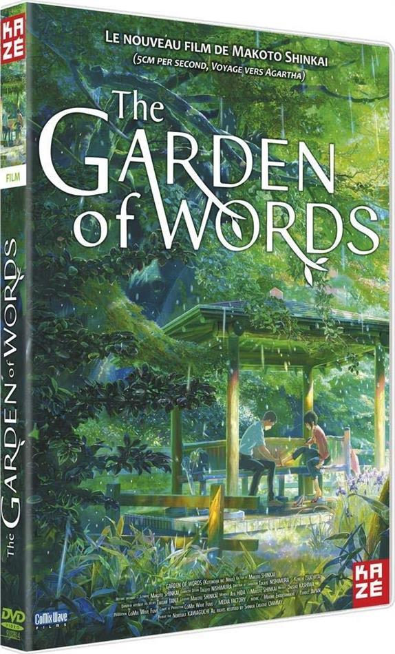 The Garden of Words - Koto no ha no niwa (2013)